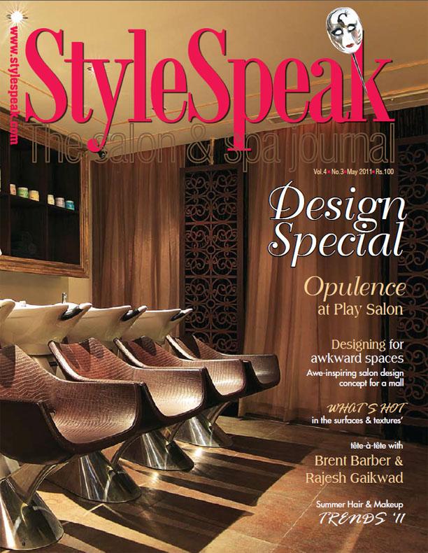 Style Speak Magazine: Designing for Akward Spaces in Spas