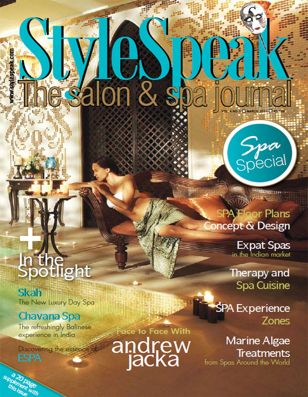 Style Speak Magazine: Spa Floor Plans Conception and Design